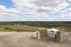 печь Португалия mertola alentejo стародедовская Стоковое фото RF