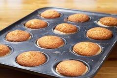Печь торты Стоковое Изображение RF