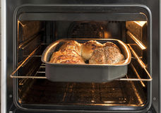 печь хлеба Стоковая Фотография