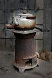 печь чайника Стоковые Фото