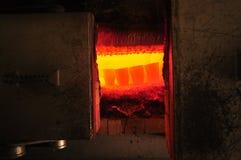 Печь Стоковое Изображение RF