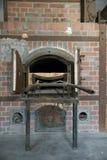 печь dachau стоковая фотография rf