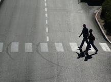 Пешеходный переход Стоковые Изображения