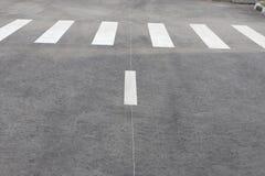 Пешеходный переход Стоковое фото RF