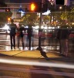 пешеходы Стоковые Фотографии RF