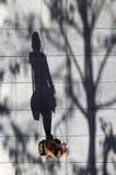 пешеход Стоковое Фото