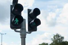 Пешеходная дорожка Стоковые Фото