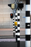 пешеходная дорожка Стоковое Изображение RF