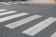 2 пешеходного перехода Стоковое Изображение RF