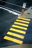 Пешеходный переход Стоковая Фотография RF