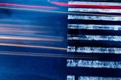 Пешеходный переход Стоковое Фото