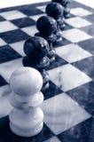 пешки шахмат Стоковые Изображения