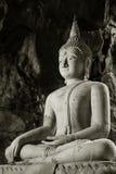 Пещера Будды Стоковое фото RF