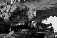 Пещера в Вьетнаме Стоковое Фото