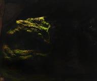 Пещера в Крыме Стоковая Фотография RF