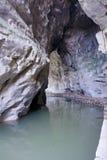 Пещера известняка Стоковые Изображения