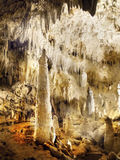 Пещера доломита Стоковые Фото