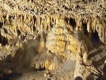 Пещера доломита Стоковые Изображения