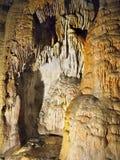 Пещера доломита Стоковое фото RF