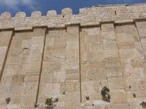 Пещера патриарх в Хевроне, Израиле Стоковые Фотографии RF