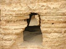 Пещера переченя Исаии стоковая фотография