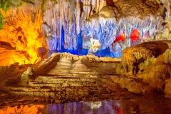 Пещера рая Стоковое фото RF