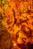 Пещера рая Стоковое Фото