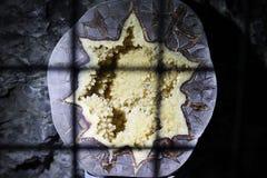 Пещера сталактита стоковая фотография rf