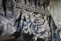 Пещера утеса Yungang китайца Стоковое Фото