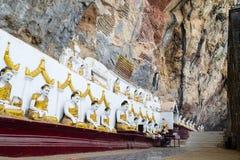 Пещера чокнутого Kaw Стоковая Фотография RF