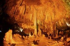 Пещера ящика Khao предлагает поистине изумительные сцены в Таиланде Стоковые Фото