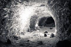 Пещера стоковое фото