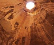 Пещера Стоковая Фотография