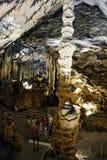 Пещера Arta Стоковое фото RF