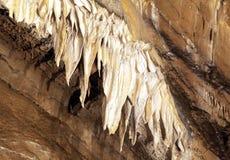 Пещера Belianska, Словакия стоковое фото