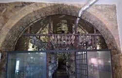 Пещера Caciocavalli Стоковое Изображение RF