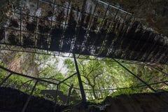 Пещера Drogarati, Kefalonia, Греция Стоковая Фотография