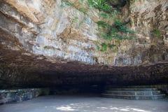 Пещера Dunbar Стоковое фото RF