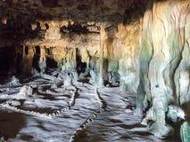 Пещера Fontein стоковые изображения