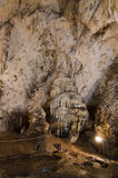 Пещера Muierilor Стоковые Фотографии RF