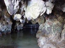 Пещера Pancur стоковые фото