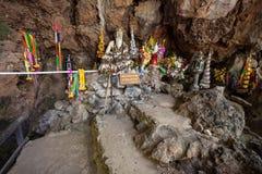 Пещера Pla Tham Стоковое Изображение RF