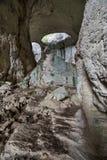 Пещера Prohodna Стоковые Изображения RF