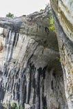 Пещера Prohodna Стоковая Фотография RF