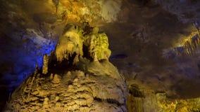Пещера Prometheus, также известная как пещера Kumistavi сток-видео
