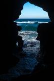 Пещеры Геркулеса Стоковое фото RF