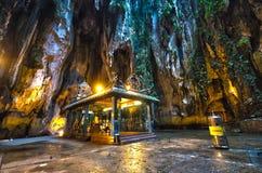 Пещеры Куалаа-Лумпур Малайзии Batu стоковое изображение rf