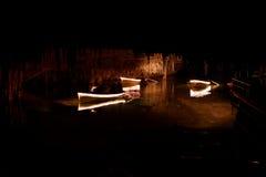 Пещеры дракона Стоковая Фотография