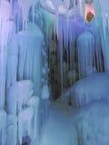 Пещеры льда Стоковое фото RF