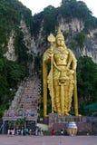 Пещеры Batu, Куала-Лумпур Малайзия Стоковое фото RF
